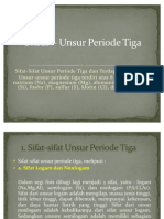 Unsur – Unsur Periode Tiga - Copy
