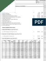 API 650 Shell Design