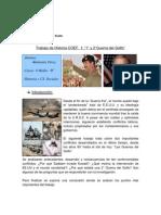 Guerras Del Golfo - Trabajo Historia