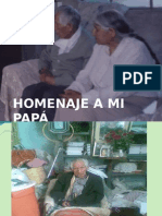homenage a mi papá