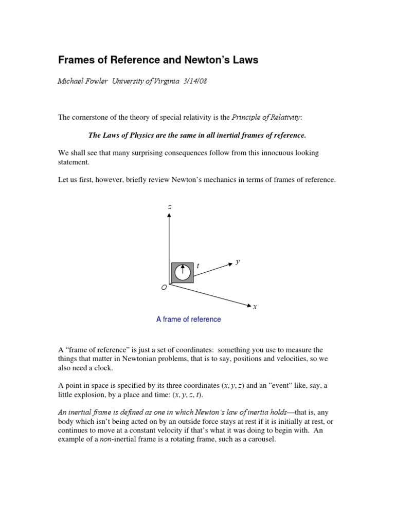 Lecture 1 | Newton\'s Laws Of Motion | Force