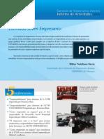 Informe de Actividades 2011 de La Comision de Empresarios Jovenes de Coparmex Mexicali