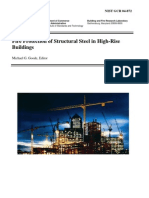 Fire Protection of Structural Steel in High Rise Buildings