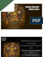 Sistim Ekonomi Islam 1