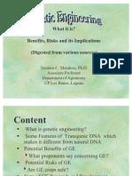 Genetic Engineering (1)