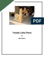 Treadle Lathe Book