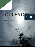 Touchstone January 2012 MATRIX Magazine