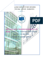 Nghiên cứu chiến lược kinh doanh quốc tế của tập đoàn P&G