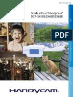 Sony SX-65E Handbook