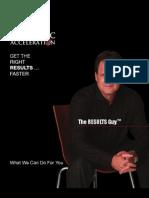 Tony Jeary - The Results Guy