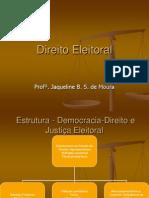 competencias direito eleitoral