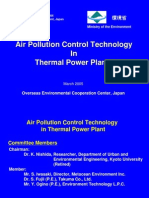Air Pollution Control Technology