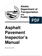 Asphalt Inspectors Manual