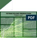 Tetracycline Poster