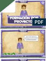 Desarrollo de La FPI Formacion Por Proyectos