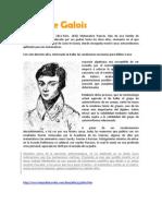Évariste Galois (LUIS)