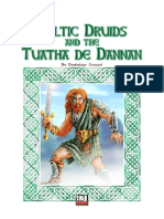 23475806 Celtic Druids and the Tuatha de Dannan