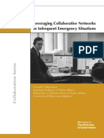 Leveraging Collaborative Networks Moynihan 0605