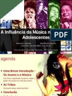 Musica e Os Adolescentes