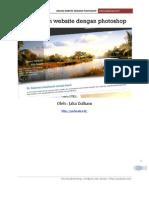 eBook Desain Website Dengan Photoshop