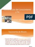 5. Construcción del Conocimiento y TIC