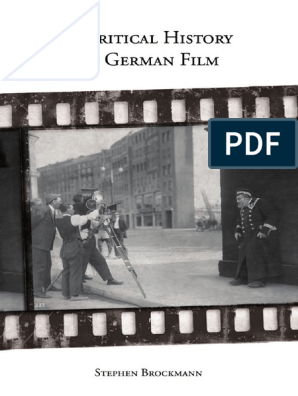 Eating Our Way Through Wisconsin Film_16 >> A Critical History Of German Film Cinema Of Germany Germany