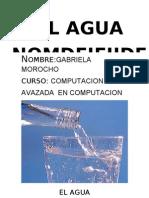 El Agua ATC IBARRA