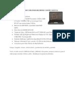 HP Pavilion Dv6t Descripcion
