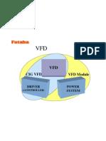 (1)VFD顯示架構說明