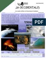 Fossilia Occiddentalis Vol 2, Num 1