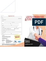 Health Communication Brochure Copy