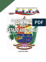 Constitucion Del Estado Amazonas.