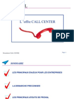 Annexe 8 Offre Call Center