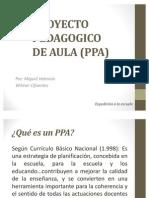 Proyecto Pedagogico de Aula (Ppa)
