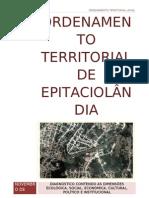 Ordenamento Territorial de Epitaciolândia (Acre)