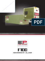 F100 Brochure - Laser Photonics - 407-829-2613