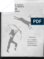 _Ebook - DIY - Archery , The Art of Making Primitive Bows and Arrows - Waldorf - English