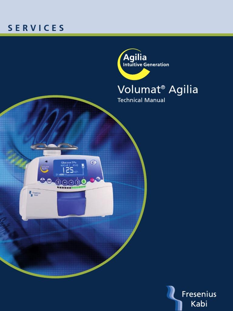injectomat agilia service manual english