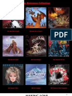 Jim Steinman Greatest Hits