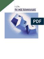 Semanti Web Technologies