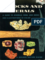 Rocks and Minerals - A Golden Nature Guide