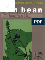 Promoting the Conservation and Use of Under Utilized and Neglected Crops. 02 - Yam Bean