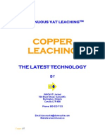 Copper Leach
