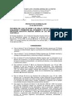 Sistema Institucional de Evaluacion y Promocion