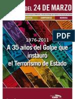 Diario 24 de Marzo 2011