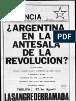 Denuncia, nº 03, agosto 1975