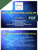 Ecspf+the+Bank+and+Imf