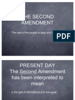 Bill of Rights Amendments 2-10