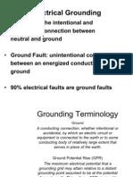ABUJA 5 Basics of Electrical Grounding