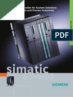 Simatic S7-400